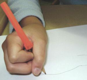 Stifthaltung-rechte-Hand